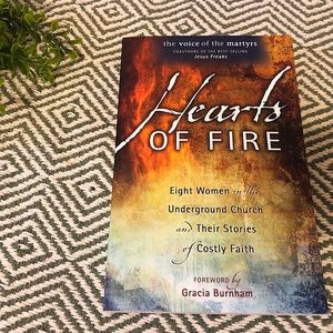 Hearts of Fire Novel